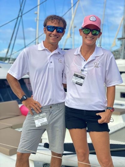 Yacht Charter G2  (Glad In It Two) Crew