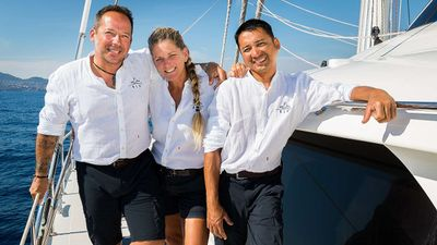 Yacht Charter OMBRE BLU3 Crew
