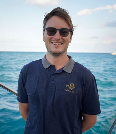 Mayon Hight - Captain & Dive Instructor