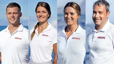 Yacht Charter ORION Crew