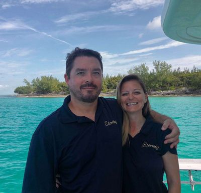 Yacht Charter SEAGLASS 74 Crew