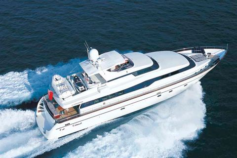 Yacht Charter INDULGENCE OF POOLE | Ritzy Charters