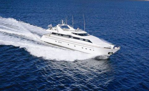 Yacht Charter ABSOLUTE KING | Ritzy Charters