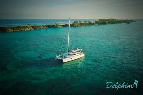Yacht Charter DELPHINE | Ritzy Charters
