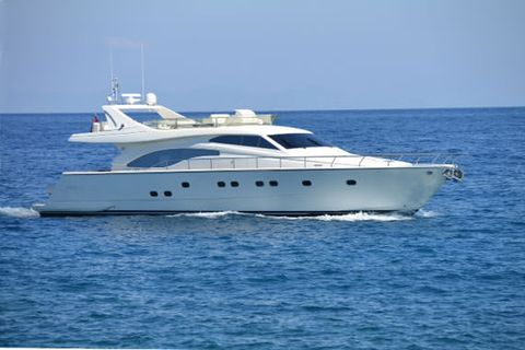 Yacht Charter MARY   Ritzy Charters