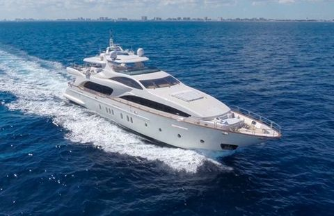 Yacht Charter HAPPY HOUR | Ritzy Charters