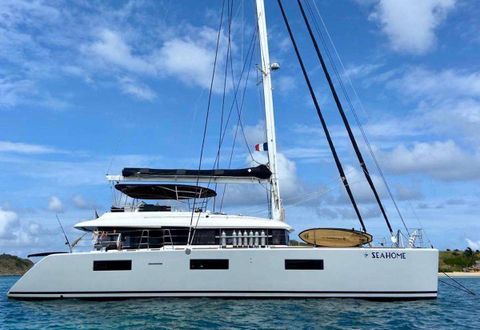Yacht Charter SEAHOME | Ritzy Charters