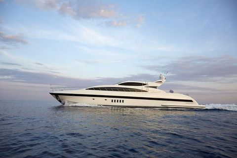 Yacht Charter ALLURE | Ritzy Charters