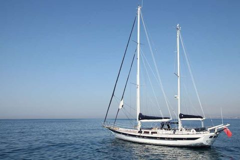 Yacht Charter MORGANE   Ritzy Charters