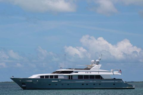Yacht Charter ODIN | Ritzy Charters