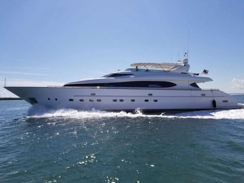 Yacht Charter 103' Custom Build | Ritzy Charters