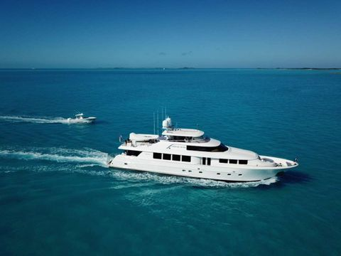 Yacht Charter NOW OR NEVER | Ritzy Charters