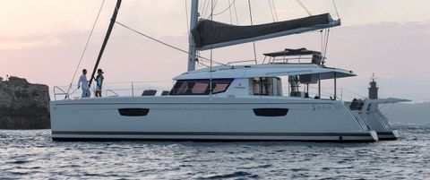 Yacht Charter LIBRA 50 | Ritzy Charters