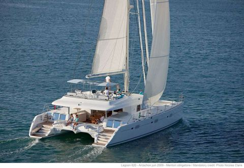 Yacht Charter THE PURSUIT | Ritzy Charters