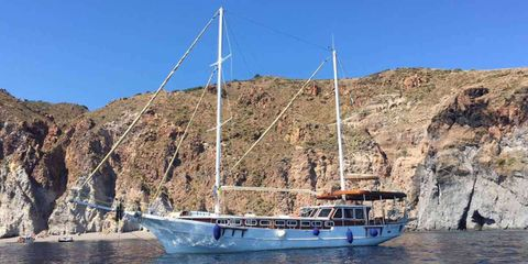 Yacht Charter TUGCEM | Ritzy Charters
