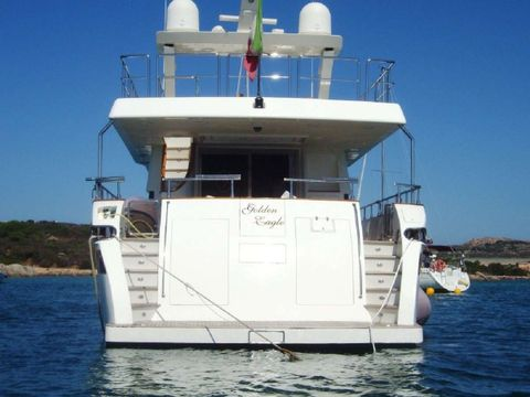 Yacht Charter Golden Eagle | Ritzy Charters