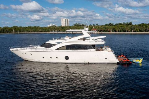 Yacht Charter THERAPY | Ritzy Charters