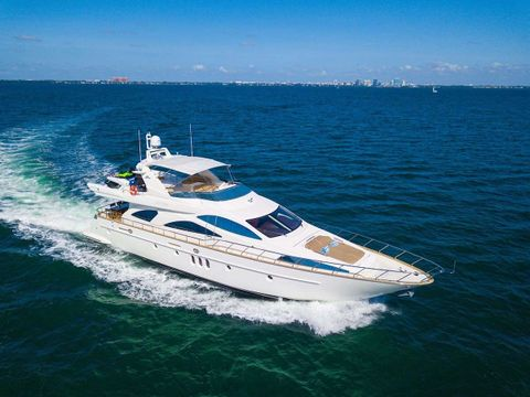 Yacht Charter AZURE (new photos coming soon) | Ritzy Charters