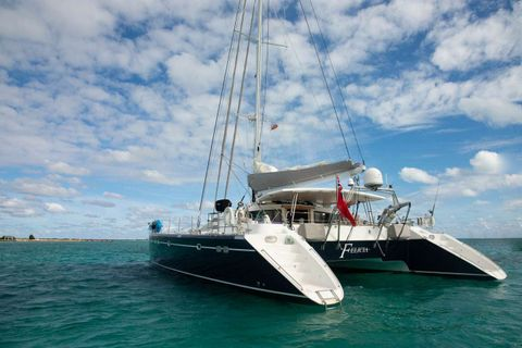 Yacht Charter FELICIA | Ritzy Charters