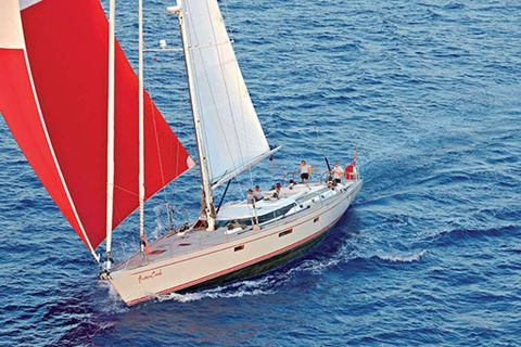 Yacht Charter CNB77 | Ritzy Charters