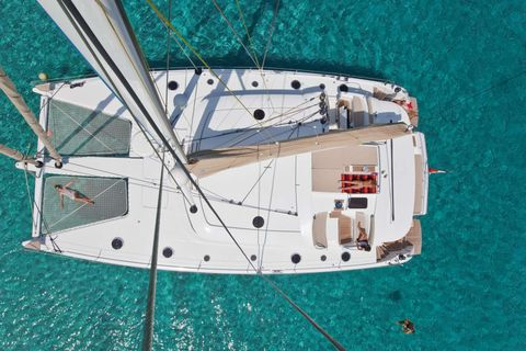 Yacht Charter MOBY DICK | Ritzy Charters
