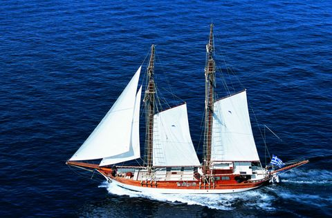 Yacht Charter MATINA | Ritzy Charters
