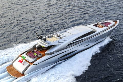Yacht Charter MY TOY | Ritzy Charters