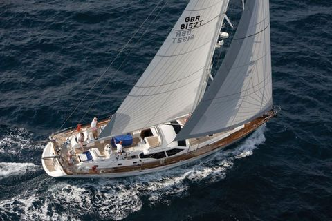 Yacht Charter ELVIS MAGIC | Ritzy Charters