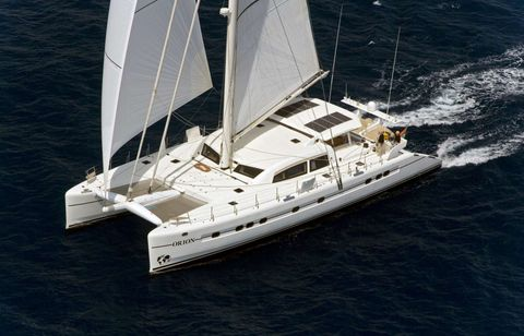 Yacht Charter ORION 90 | Ritzy Charters