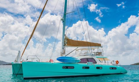 Yacht Charter GOOD VIBRATIONS L62 | Ritzy Charters