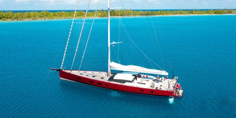 Yacht Charter NOMAD IV   Ritzy Charters