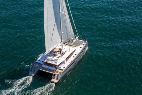 Yacht Charter WINDQUEST | Ritzy Charters