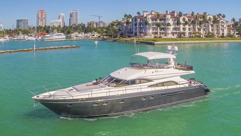 Yacht Charter ALL GOOD | Ritzy Charters