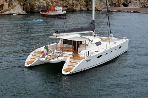 Yacht Charter WHALE | Ritzy Charters