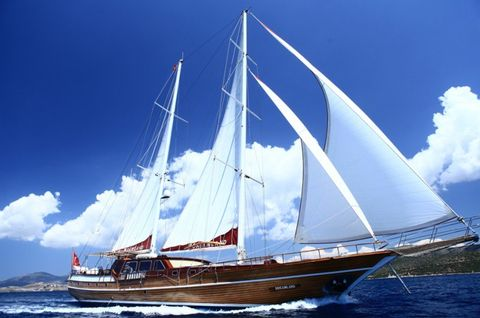 Yacht Charter DREAMLAND | Ritzy Charters