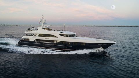 Yacht Charter NEVER ENOUGH   Ritzy Charters
