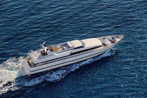 Yacht Charter OBSESION 120 | Ritzy Charters