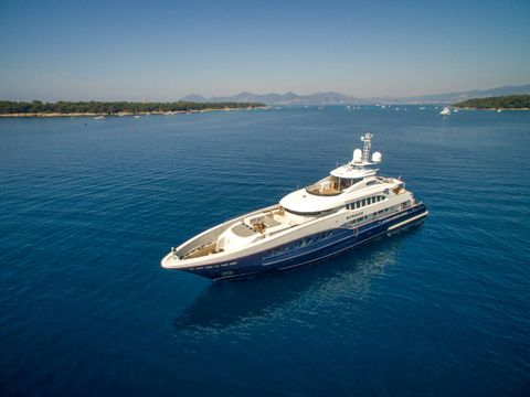 Yacht Charter SIROCCO   Ritzy Charters
