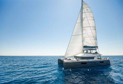 Yacht Charter LUCKY CLOVER | Ritzy Charters