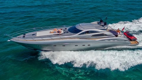 Yacht Charter H2 GROUP   Ritzy Charters