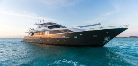 Yacht Charter UNBRIDLED | Ritzy Charters