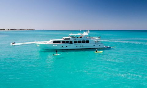 Yacht Charter IL CAPO | Ritzy Charters