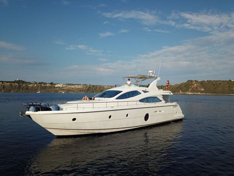 Yacht Charter MARYLIN | Ritzy Charters
