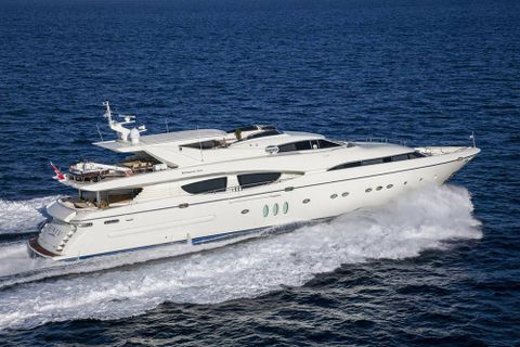 Yacht Charter RINI V | Ritzy Charters