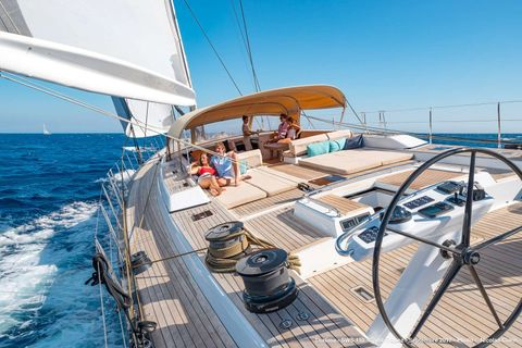 Yacht Charter THALIMA | Ritzy Charters