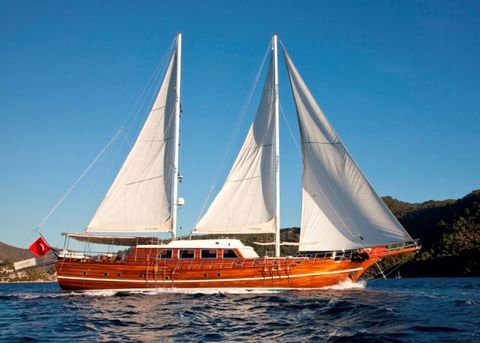 Yacht Charter S DOGU | Ritzy Charters