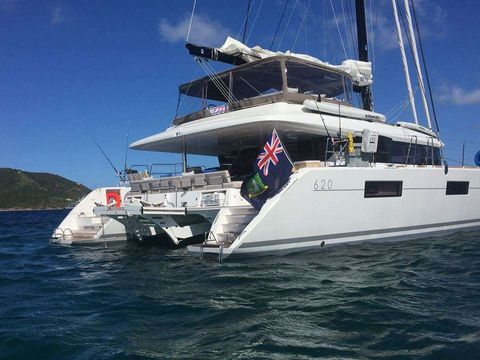 Yacht Charter BAGHEERA L620 | Ritzy Charters