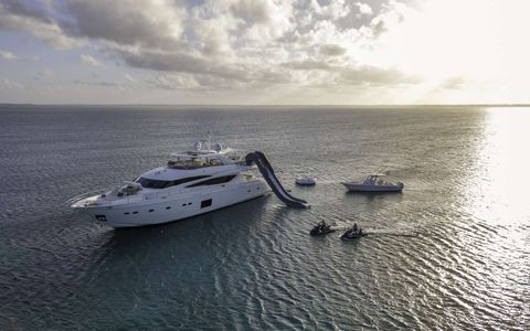 Yacht Charter LADY COPE | Ritzy Charters
