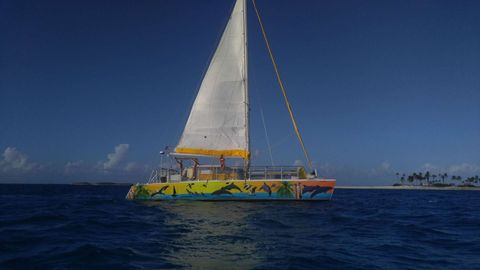 Yacht Charter Privateer | Ritzy Charters