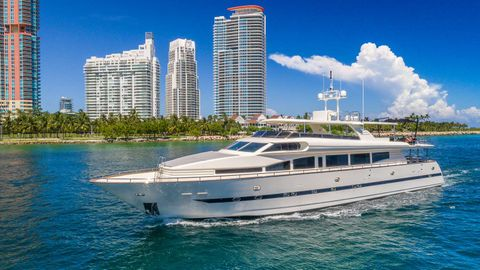 Yacht Charter Nirvana | Ritzy Charters